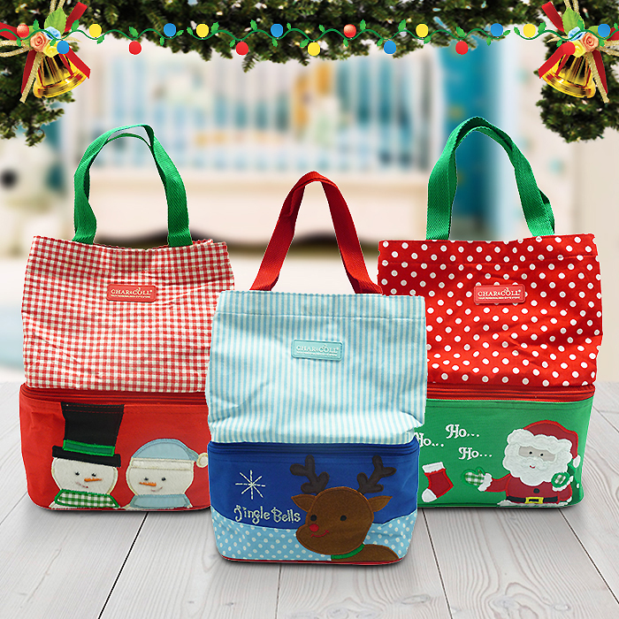 Lunch Bag Bento Christmas Collection