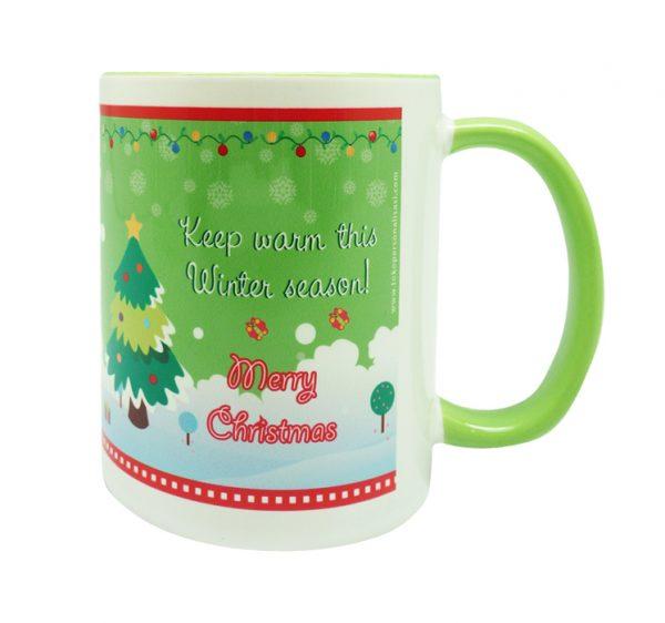 coffee mug Christmas characters collection - Amelia