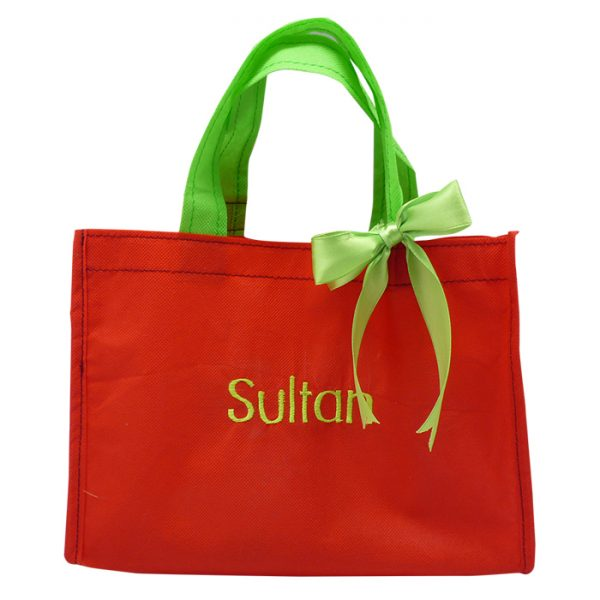 Eco Tote Bag Name 1