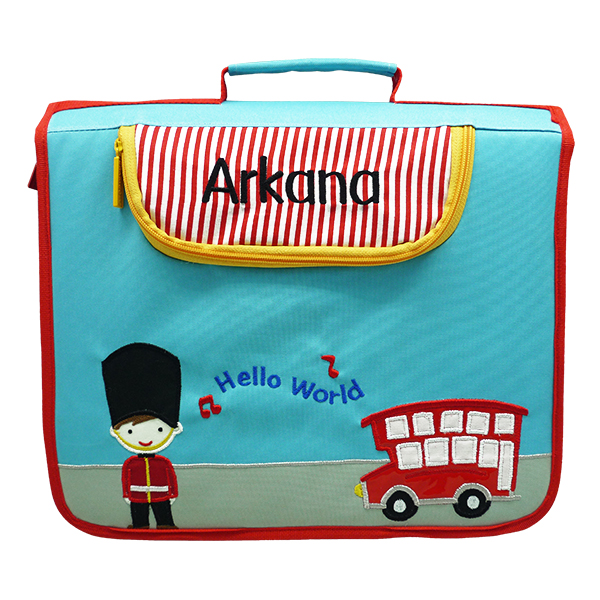 Portfolio Bag Felix - British Boy 1