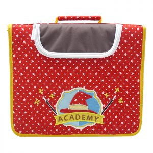 Portfolio Bag Felix - Magician Red 1
