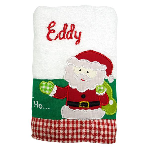 Hand Towel Santa Claus