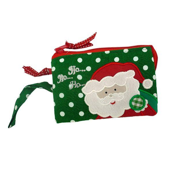 Handphone Pouch - Santa Claus 1