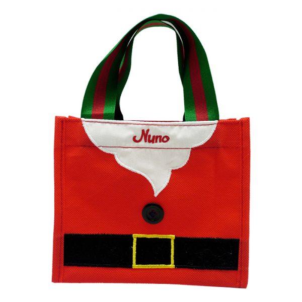 Eco Tote Bag Santa Claus 1