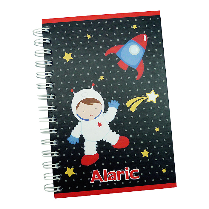 Notebook Astronaut Boy