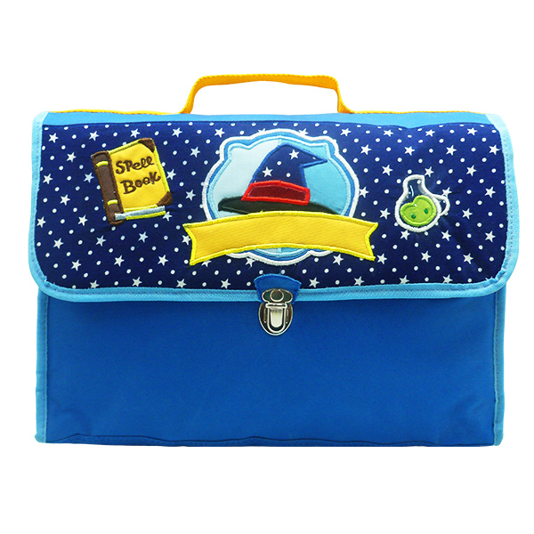 School Bag Oliver Magician Blue