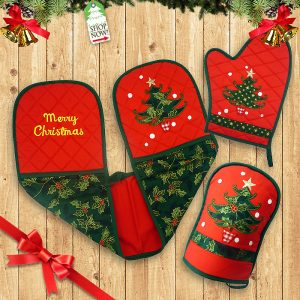 Oven Gloves Mitts