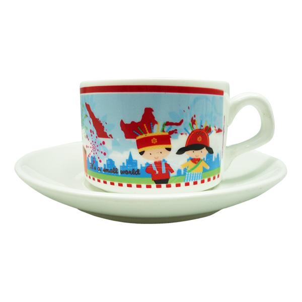 Tea Cup - Hello Indonesia 2