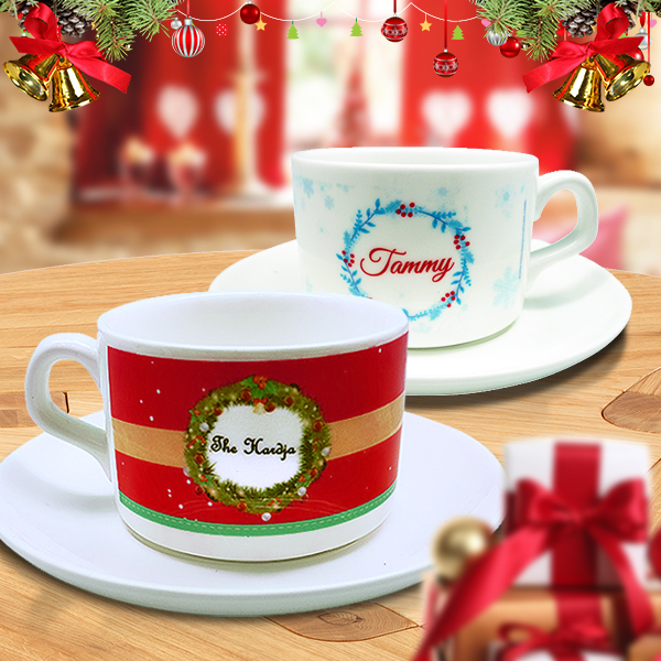 Tea Cup Christmas Collection