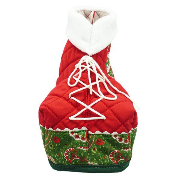 Christmas Tissue Box Cover - Seasons Greeting 3