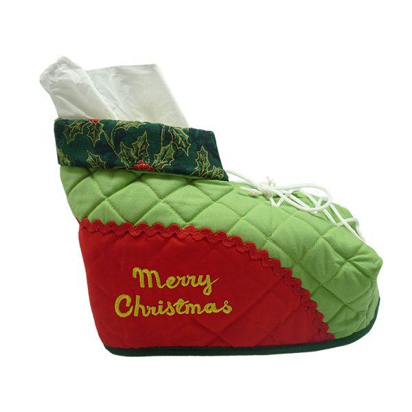 Tissue Box Christmas Tree 2