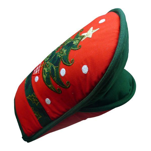 Oven Mitt - Christmas Tree 3