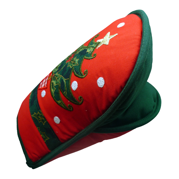 Oven Mitt - Christmas Tree 3
