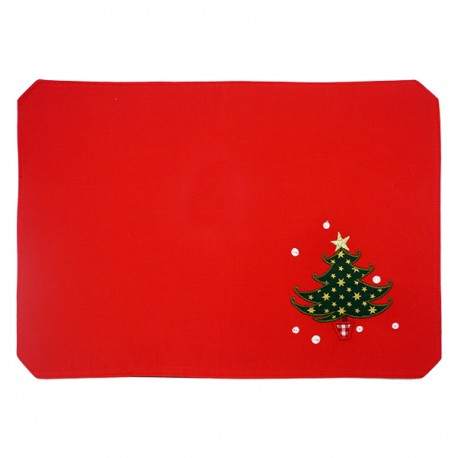 Placemat Christmas Tree