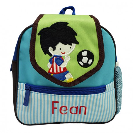 Tiny Totes Backpack Soccer