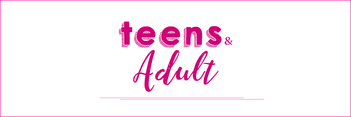 teens and adult