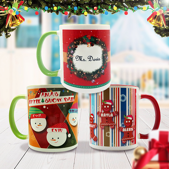Coffee Mug Christmas Collection