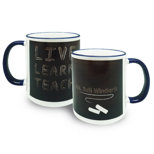 Coffee Mug - Live, Learn, Teach 1