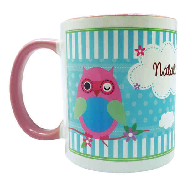 Coffee Mug Custom Owl