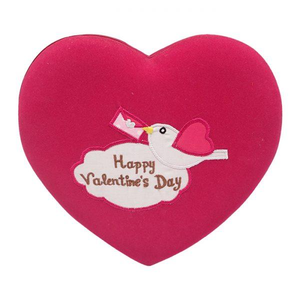 Love Bird Chocolate Box Fuschia - Happy Valentine's Day 1