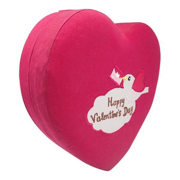 Love Bird Chocolate Box Fuschia - Happy Valentine's Day 3