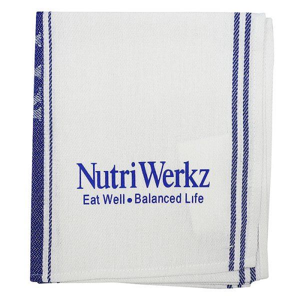Personalized Kitchen Towel - Nutri Werkz 2