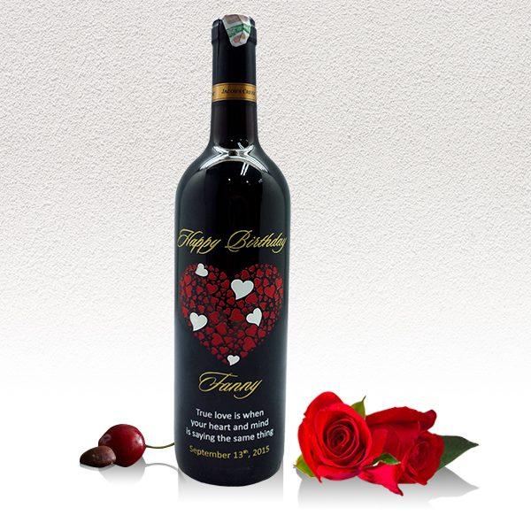 Red Heart Wine