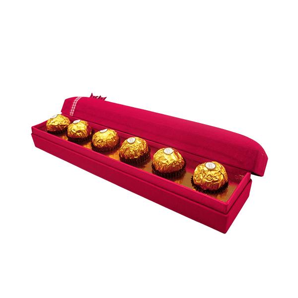 Box Coklat Happy Valentine Day - Fuschia 4