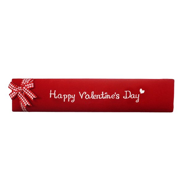 Box Coklat Happy Valentine Day - Merah 1