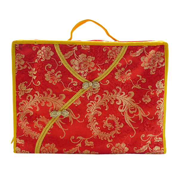 Cheongsam Suitcase - Red 1
