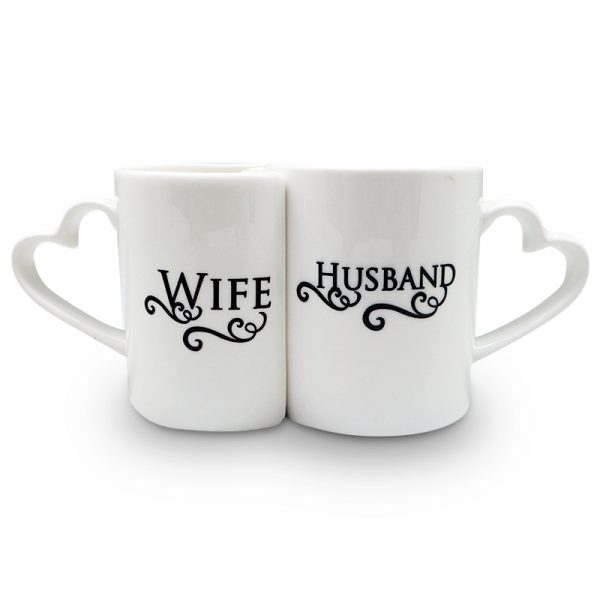 Mug Couple Wife & Husband