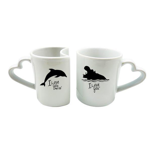 Mug I Love You More 2