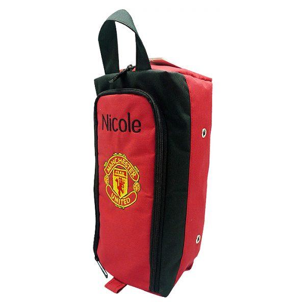 Oscar Shoe Bag - Manchester United 2