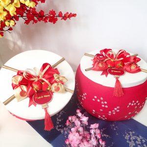 chinese new year barongshai drum box