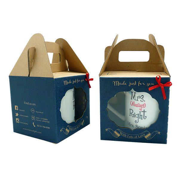 Packaging Mug Couple