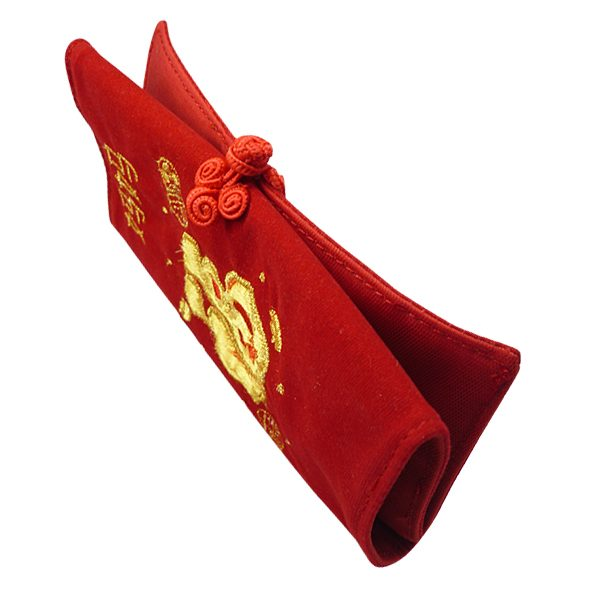 Red Velvet Angpao Wallet 2