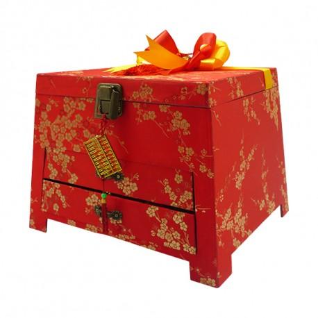 Trapesium Jewelry Box Imlek 3
