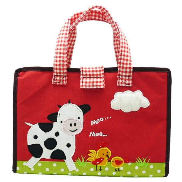 Art Bag / Drawing Bag Barnyard