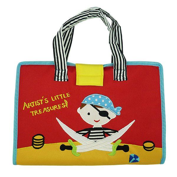 Tas Perlengkapan Lukis Art Bag / Drawing Bag Pirate