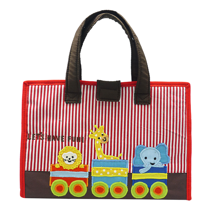 Art Bag Corat Coret Circus