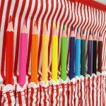 Tas Perlengkapan Lukis Art Bag / Drawing Bag Circus
