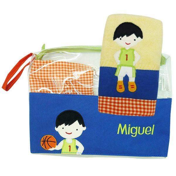 Tas Perlengkapan Olahraga Soccer Basketball Boy