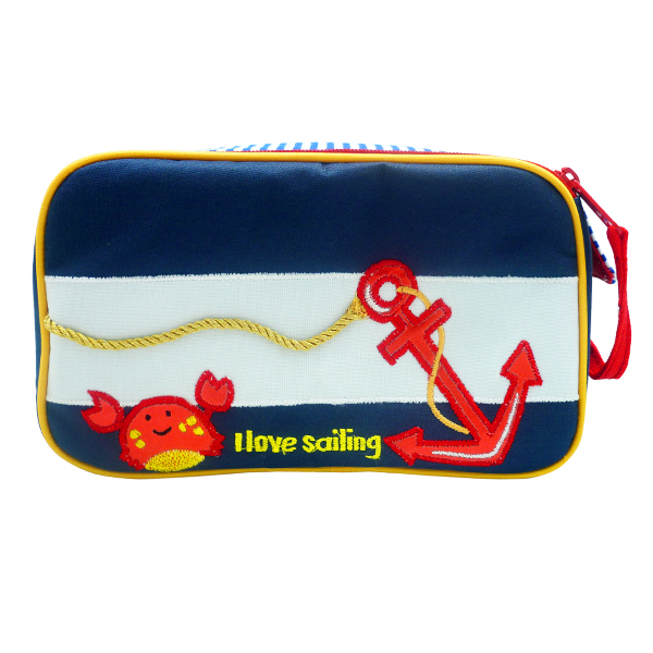 Toiletries Bag Nathan Nautical