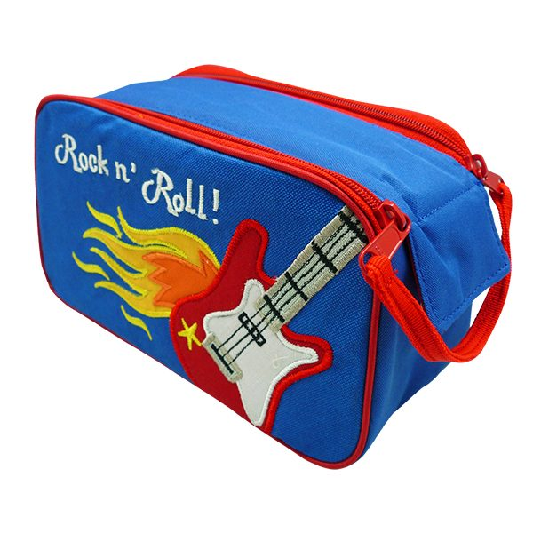 Nathan Toiletries Bag Rock & Roll 3