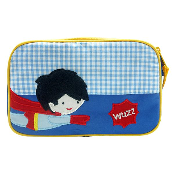 Nathan Toiletries Bag - Superboy 1