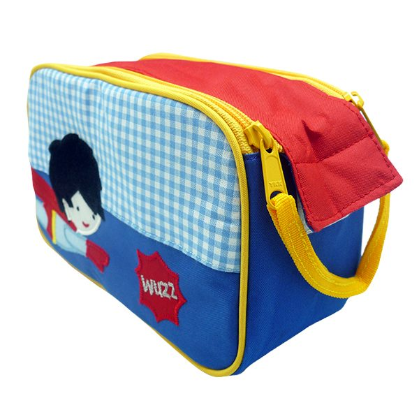 Nathan Toiletries Bag - Superboy 2