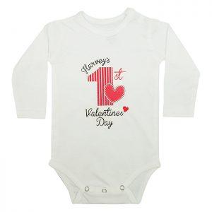 Jual Kaos Bayi Valentine