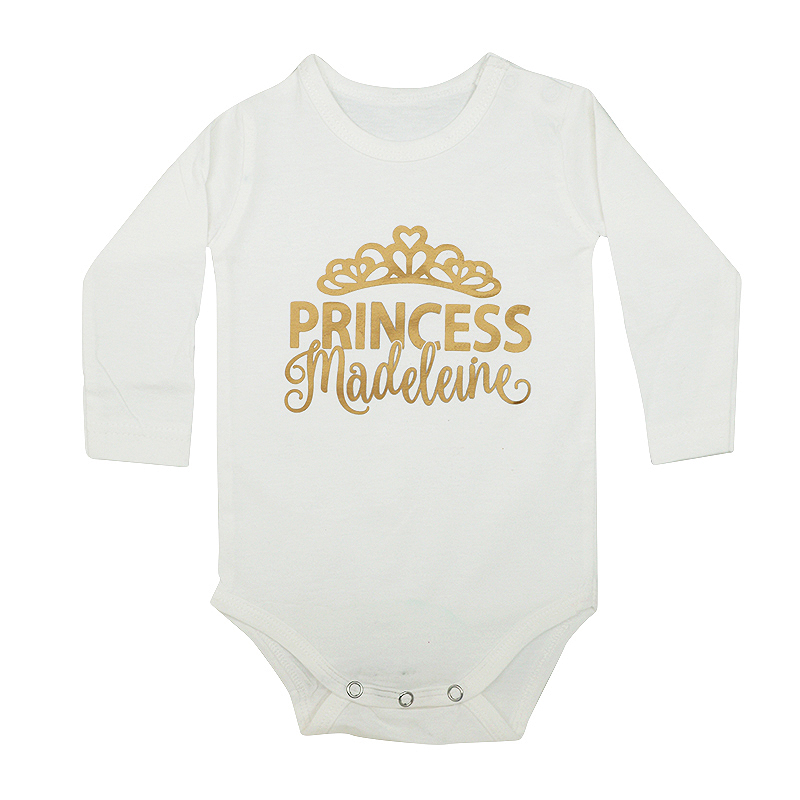 Baby T-Shirt Young Princess