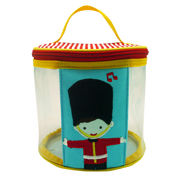 Travel Round Storage Bag British Boy