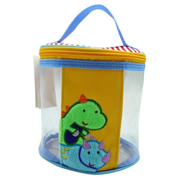Tas Penyimpanan Storage Bag Bulat Dino